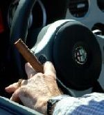 Volant d'Alfa Romeo
