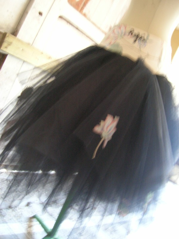 Tutu noir