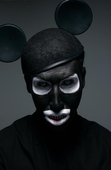 Mickey... masqué