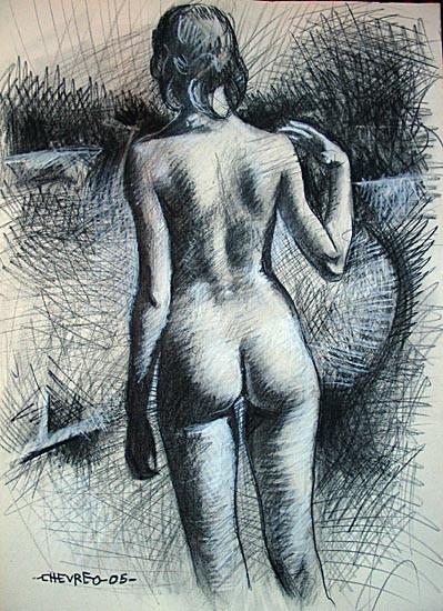 Ou femme nue