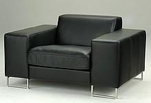 medium tn fauteuil design cuir noir scala Résultat Supérieur 5 Meilleur De Fauteuil Cuir Noir Design Image 2017 Zzt4